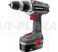 Graphite 58G121, Csavarbehajtó - 2x18 V