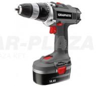 Graphite 58G111, Akkumulátoros behajtó - 14,4 V