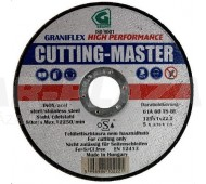 GRANIFLEX Cutting-Master Inoxvágókorong 125x1