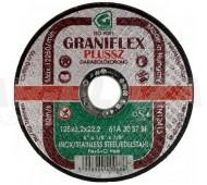 Graniflex, Inoxvágókorong 125x1