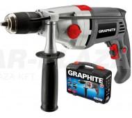 GRAPHITE Ütvefúró 58G711 - 1050 W