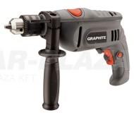 GRAPHITE Ütvefúró 58G715 - 550 W
