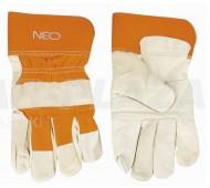 Neo Tools 97-602, tehénbőr kesztyű
