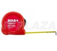 Sola Compact mérőszalag, 8 méteres