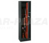 Technomax TCH 10, Fegyvertároló