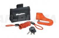 Master-Lock 8304 EURDPS, kábelzár