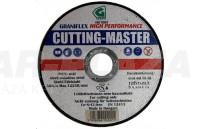 Graniflex, Cutting-Master Inoxvágókorong 125x1,6