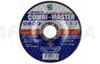 Graniflex, Combi-Master vágó-tisztókorong 180x3.5x22.2