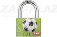 """Abus T65AL/30 """"Football"""", lakat"""