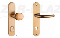 Arno, aluminium f4, biztonsági garnitúra cilindervédővel