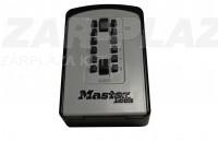 Master Lock 5412D, Kulcskazetta