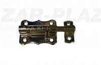 AMIG 384/60 tolózár, Nikkelezett 60 mm-es