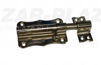 AMIG 384/80 tolózár, Nikkelezett 80 mm-es