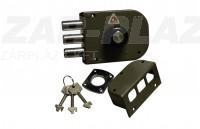 CR 1600 VR DX 50, Hevederzár