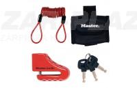 Master-Lock 8303 EURDPS, kábelzár
