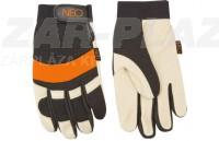 Neo Tools 97-606, bőr kesztyű