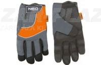 Neo Tools 97-605, bőr-pvc kesztyű
