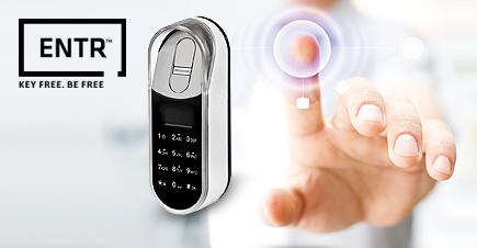 Mul-T-Lock ENTR Fingerprint Reader